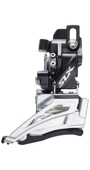 Shimano SLX FD-M7025 Umwerfer Direktmontage hoch 2x11 Down Swing Schwarz